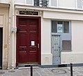 Salle d'armes, 6 rue Gît-le-Cœur, Paris 6e.jpg