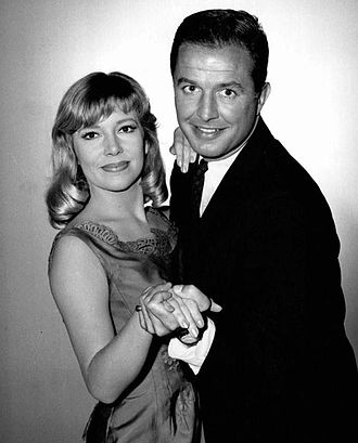 Sally Todd - Todd and Dean Miller on The Tab Hunter Show, 1961