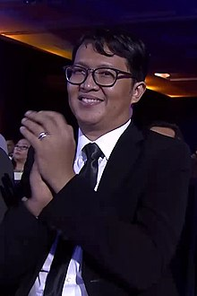 Salman Aristo on Festival Film Indonesia 2015.jpg