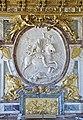 Salon de la guerre War Room Versailles relief louis XIV victorieux Coysevox.jpg