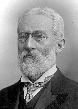 Samuel Griffith - Griffith later in life