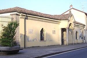 San Fiorano - Image: San Fiorano Lazzaretto