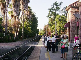 Image illustrative de l'article Gare de San Juan Capistrano