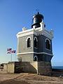 San Juan. Fort San Felipe del Morro. Lighthouse. Puerto Rico (2747800612).jpg