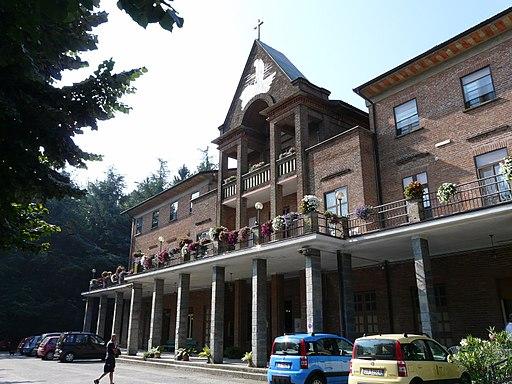 San Salvatore Monferrato-santuario madonna del pozzo1
