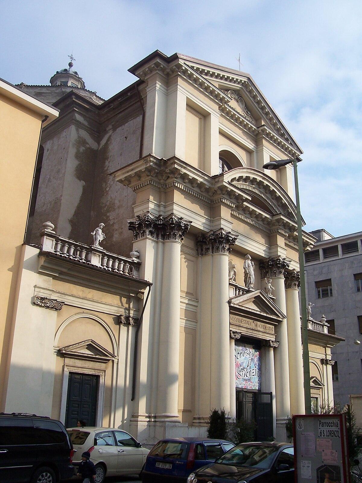 chiesa di san lorenzo (brescia) - wikipedia - Arredamento Interni Wikipedia