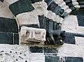San michele di murato, facciata, con rilievi del 1140 ca. 13 animali.jpg