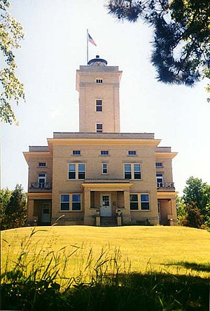 Sand Hills Light - Sand Hills Lighthouse