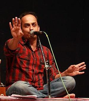 Sandeep Khare - Sandeep Khare side shot