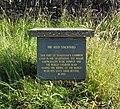 Sanquhar Common Riding marker, Brickland stack yard, Crawick, Dumfries & Galloway.jpg