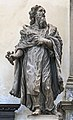 Santa Maria dei Carmini (Venice) - Chapel of St. Anthony of Padua - Elijah by Tommaso Rues.jpg
