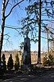 Sarkanās armijas brāļu kapi (166 karavīri) WWII, Salaspils, Salaspils novads, Latvia - panoramio.jpg