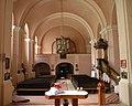 Sarlós Boldogasszony-templom (Kővágószőlős), Templombelso2.jpg