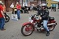 Schleswig-Holstein, Wilster, Zehnte Internationale VFV ADAC Zwei-Tage-Motorrad-Veteranen-Fahrt-Norddeutschland und 33te Int-Windmill-Rally NIK 4194.jpg