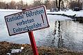 Schloss Blutenburg - Eisfläche betreten verboten.jpg