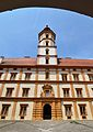 Schloss Eggenberg - court tower.jpg