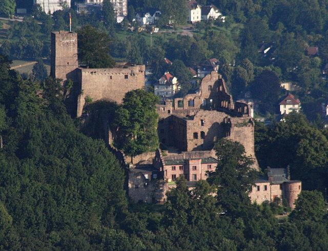Schloss Hohenbaden