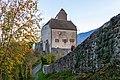 Schloss Sargans. View from the West. 2014-11-01 18-17-30.jpg
