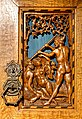 Schrank mit geschnitzten Motiven nach Albrecht Dürer (1510-20). 4.jpg
