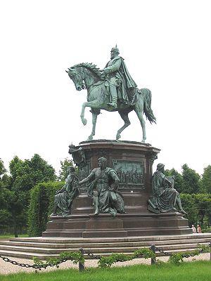 Ludwig Brunow - Image: Schwerin Friedrich Franz II