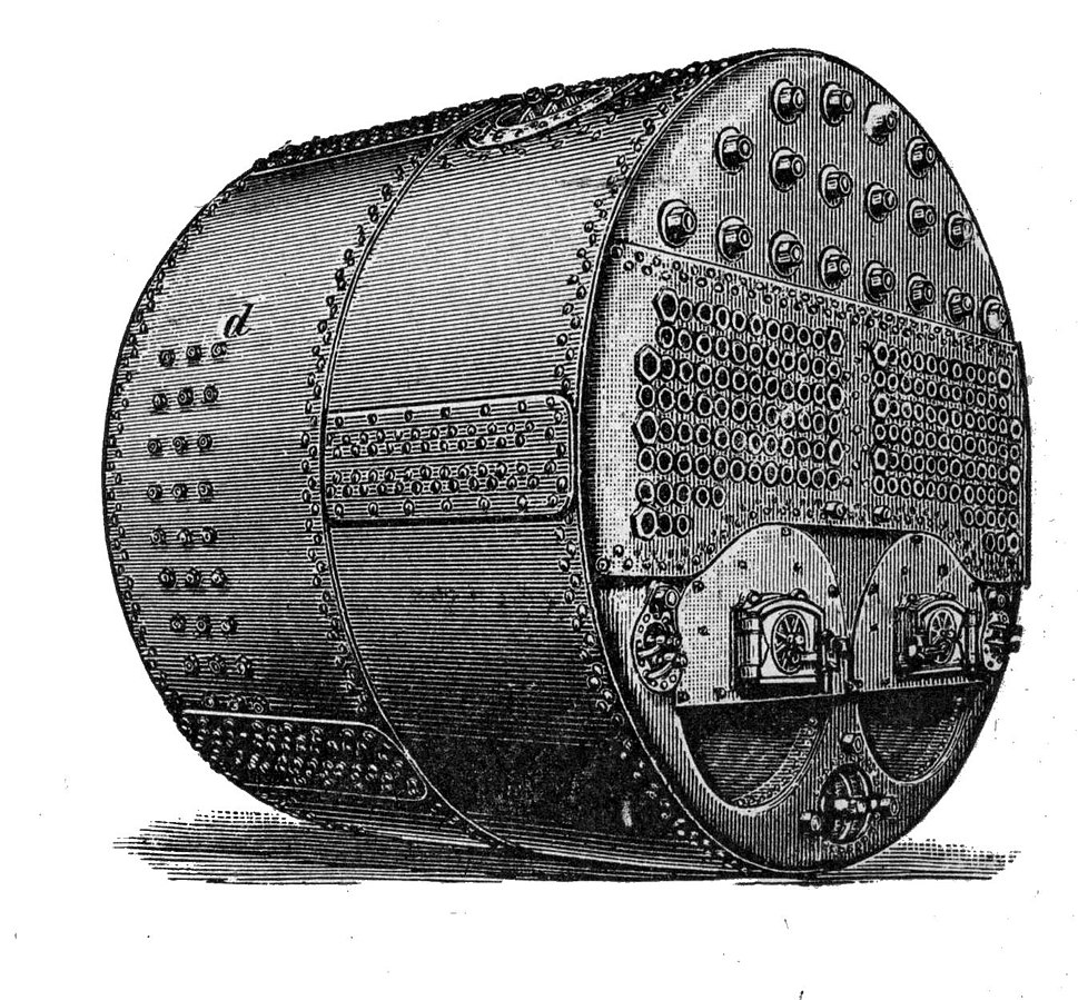 Scotch marine boiler (Brockhaus)