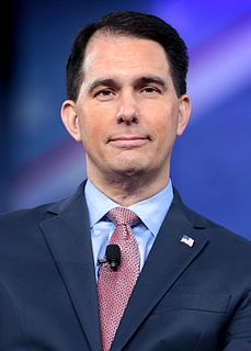 Scott Walker (politician) 45th Governor of Wisconsin