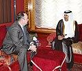 Scottish First Minister meets Hamad bin Khalifa Al Thani, Emir of Qatar.jpg