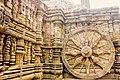 Sculpture on AudienceHall (Jagamohana, Pidha Deul)-7.jpg