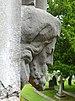 Sculptures at Holy Trinity Church - Eglwys y Drindod - Trefnant, Sir Ddinbych - Denbighshire 07.jpg