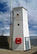 Seahouses lighthouse - geograph.org.uk - 908404.jpg