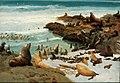 Seal Rocks, Farallons 1872 Albert Bierstadt.jpg