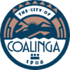 Official seal of Coalinga, California