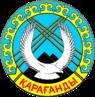 Seal of Karaganda, Kazakhstan.png
