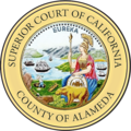 Seal of the Superior Court of California, County of Alameda.png