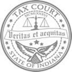 Seal of Indiana - Image: Seal of the Tax Court of Indiana