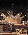 Sebastian Stoskopff, Metallgefässe und Gläser in einem Korb.jpg