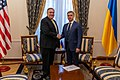 Secretary Pompeo Meets With Ukrainian Foreign Minister Prystaiko (49470242566).jpg