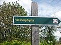 Seelitz, Wegweiser Via Porphyria (1).jpg
