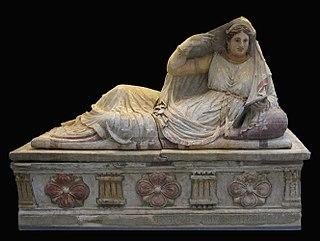 Sarcophagus of Seianti Hanunia Tlesnasa