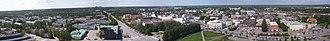 Seinäjoki - Panorama image of Seinäjoki, Finland