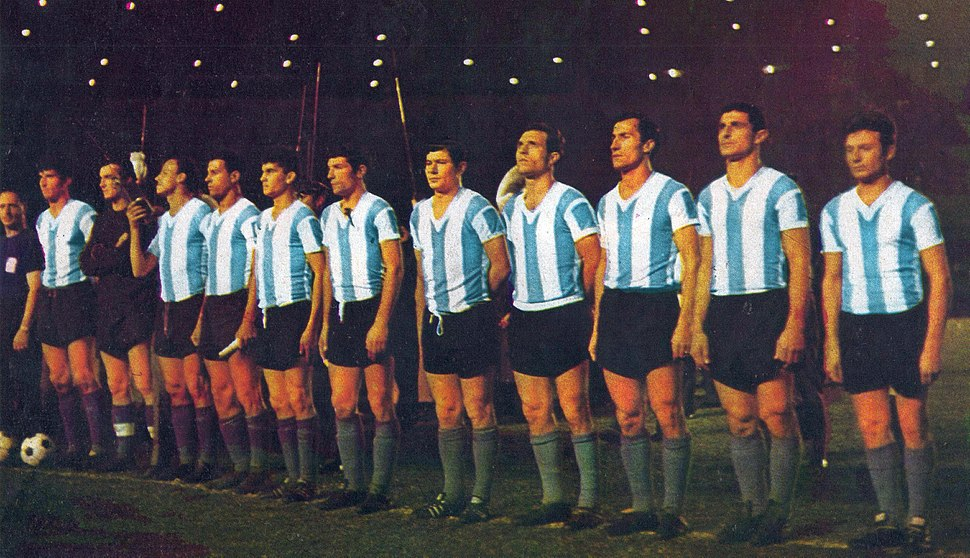 Seleccion argentina 1964