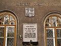 Semily - radnice - Masaryk 1922.jpg