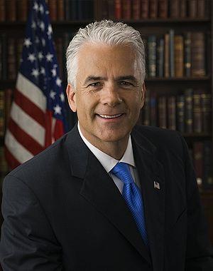 Official photo of United States Senator John E...