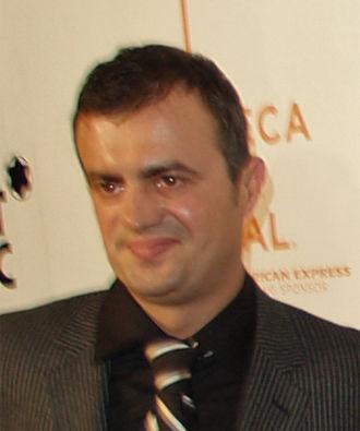 Sergej Trifunović - Trifunović at War, Inc. premiere at the Tribeca Film Festival in April 2008.