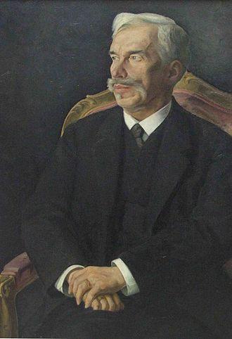 Sergei Shchukin - Shchukin (1915) by Dmitry Melnikov