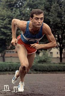 Sergio Ottolina Italian sprinter