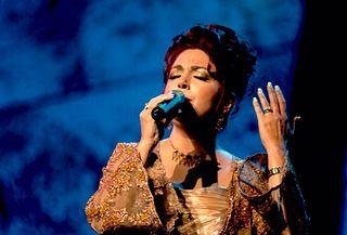 Shakila Iranian singer