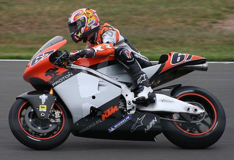 File:Shane Byrne on Proton KTM 2005 Donington.jpg
