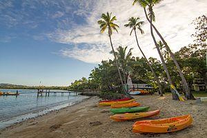 Shangri-La's Fijian Resort - Shangri-La Fijian Resort