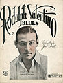 Sheet music cover - RODOLPH VALENTINO BLUES (1922).jpg